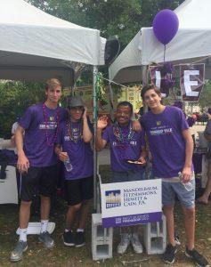 MFHC Sponsors Best Buddies Friendship Walk 2017